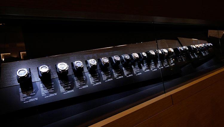 46年続くロイヤル オーク、たった一晩で考えられた名作のデザイン【時計王・松山 猛のSIHH2018】
