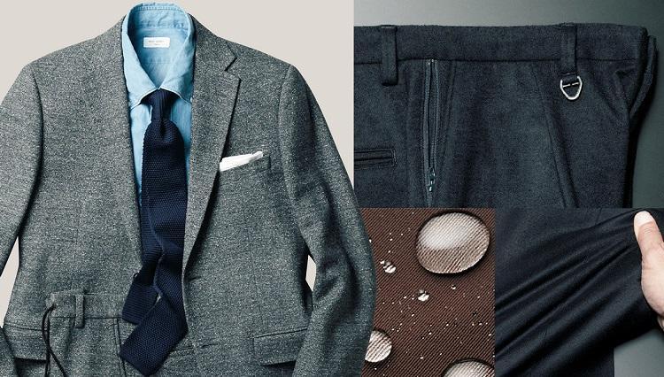 〇〇〇な時、スーツどうしよう? 出張シーンのお悩み解決!『快適スーツ傑作選』