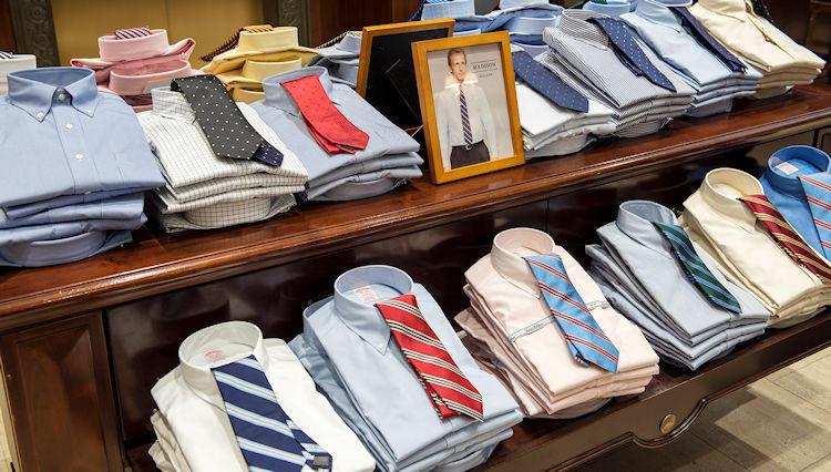 「きちんと見えるシャツ&ネクタイ」の着こなしは、ブルックス ブラザーズのNYマディソン本店で学べ!【Fun! NYC#04】