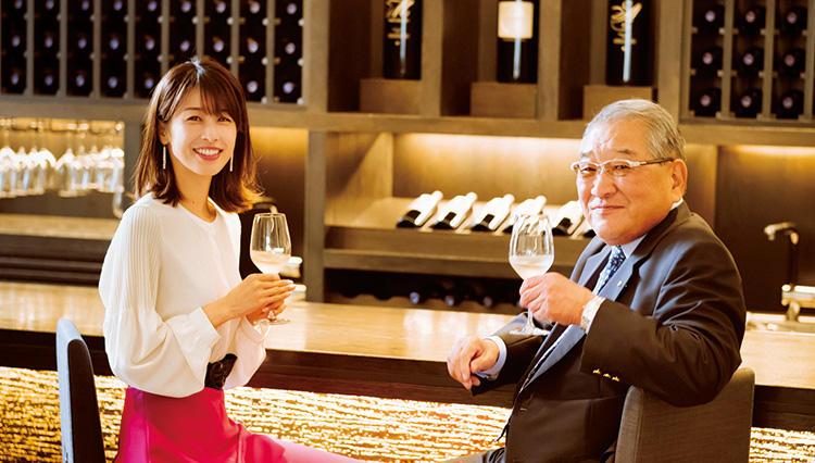 【加藤綾子/一流思考のヒント】世界のワイン通が認める「ケンゾー エステイト」ワイナリーがゼロからできるまで