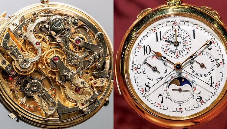 時計王・松山 猛さん、世界最古の時計ブランド「ヴァシュロン・コンスタンタン」のミュージアムへ行く