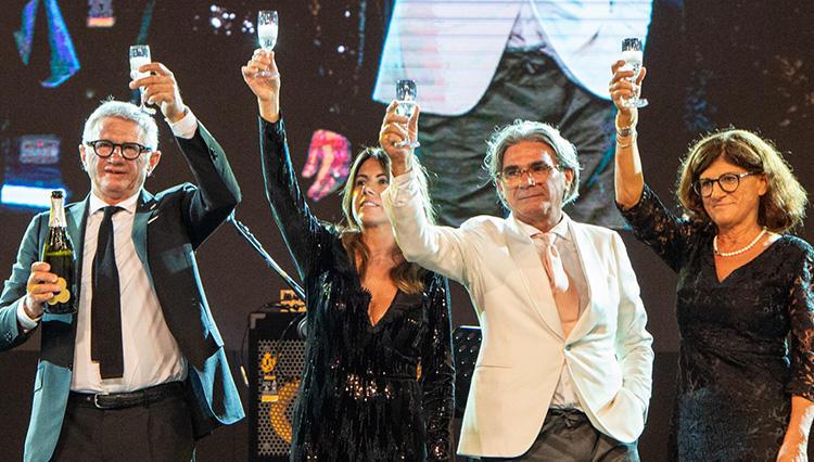 【ラルディーニのフォーマルスタイル】〜創業40周年記念式典で着こなしチェック!〜