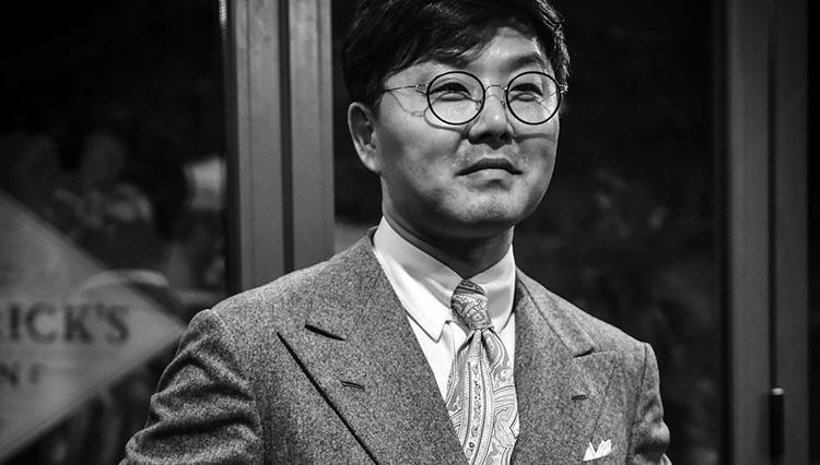 【韓国紳士の東京リー散歩】〜Lee's Tokyo Walk  #Prologue〜