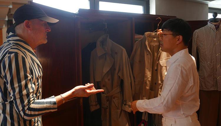 「ハバーサック」の服が私を魅了する理由【韓国紳士の東京リー散歩 #02】