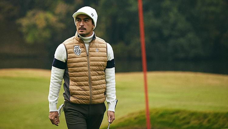 暖冬ラウンドを軽快にこなす「薄暖ベスト」7選【冬ゴルフのMUST BUY #1】
