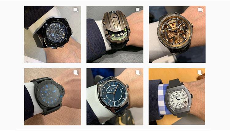 【SIHH2019速報】現地からインスタグラムで新作時計を続々レポート中!