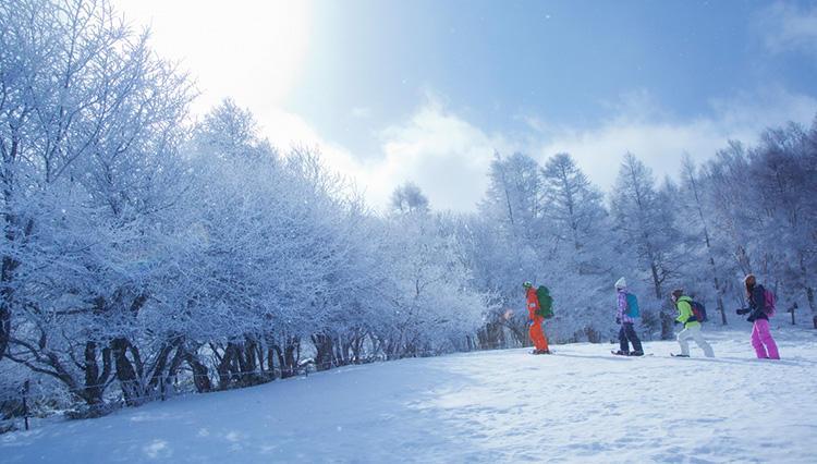 【星野リゾート リゾナーレ八ヶ岳】「自分好みにカスタマイズ」できる冬の絶景アウトドア体験とは?