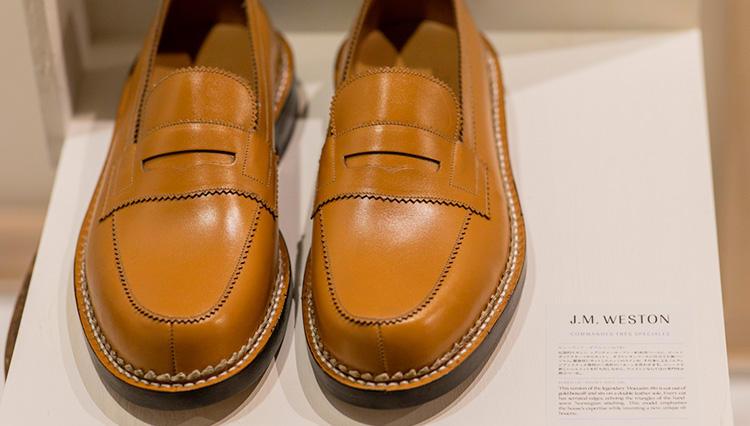 J.M. WESTONの名靴「180シグニチャーローファー」の「ベリースペシャルオーダー」——その全貌とは?