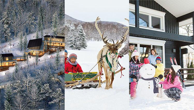 雪山全体で非日常を体験!「家族でラグジュアリーに楽しめるスノーリゾート3選」