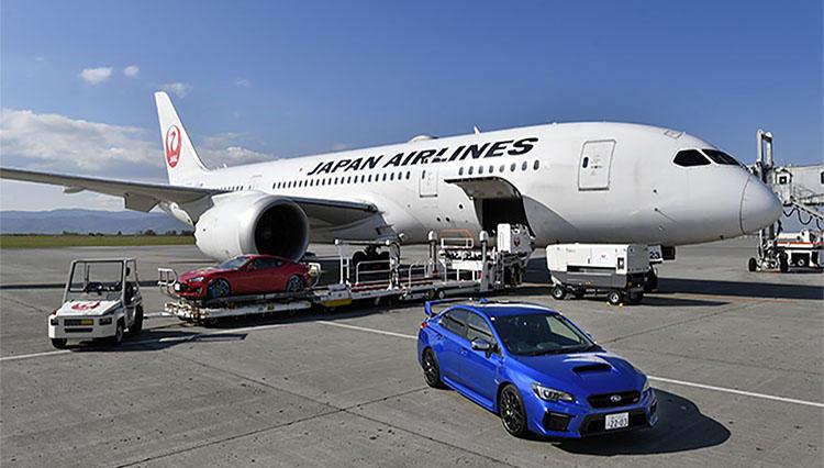 海外出張組は要必読! JAL機ボーイング787とスバルの意外な関係とは!?