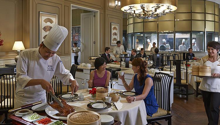 男性美容研究家・藤村 岳のクアラルンプール#13 ホテルで伝統的な広東料理と飲茶に舌鼓
