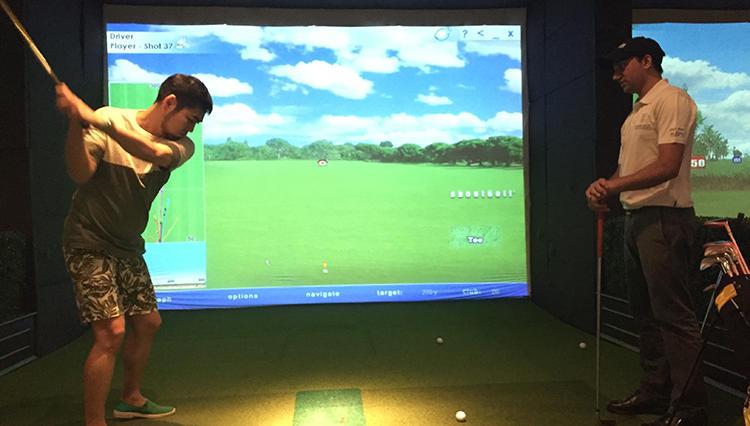 男性美容研究家・藤村 岳のクアラルンプール#14 ホテルで快適にゴルフを楽しむ!