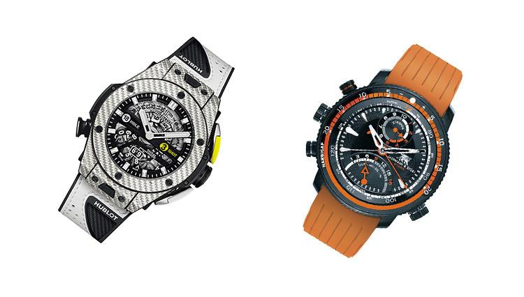 【常識】ゴルフのプレー中、機械式腕時計は外しておかないと衝撃で壊れます→でもこの高級ブランドならOK!