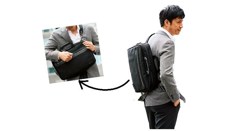 """ポーター、フェリージ…タフで実用的な""""背負える""""仕事鞄はやっぱりナイロン製に限る!"""