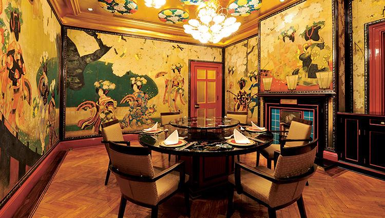 とっておきの場所「宿泊者だけが体験できる文化財ツアー」 ホテル雅叙園東京