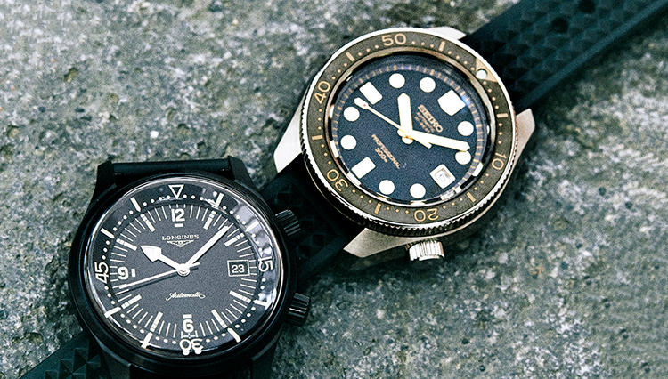 SEIKO、CASIO、ロンジン、夏に似合うタフな時計はレトロ顔を狙え!