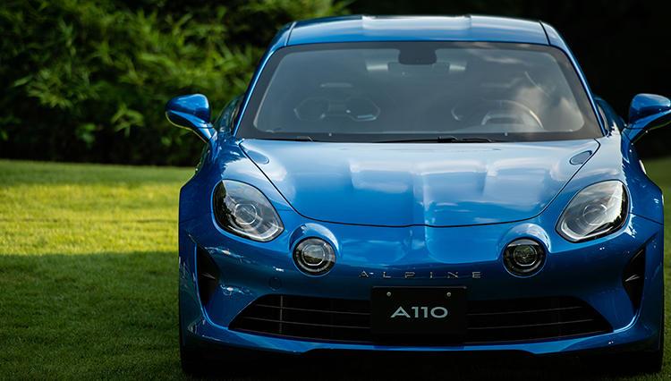 名車「アルピーヌA110」が復活、日本導入発表の2日後に規定台数超え!