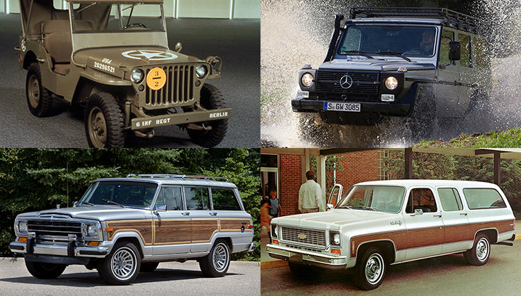 SUVを買う前に知っておきたいコト「そもそもSUVって何だ?」