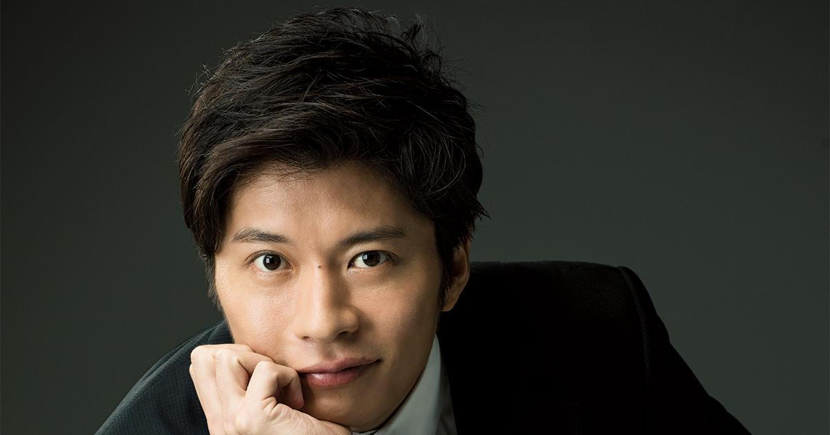 【インタビュー】役者 田中圭さんさん、お芝居とファッションを語る | MEN'S EX ONLINE