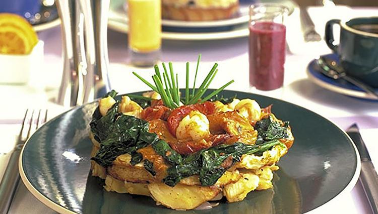 「ニューヨークで最高の朝食」は 、どこのホテルで食べられる!? 【Fun! NYC#02】
