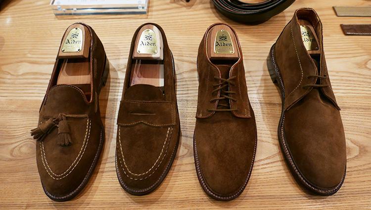 オールデン、ジョン ロブ、エドワード グリーンetc. NYで良靴に出会える店はココだ!【Fun! NYC #07】