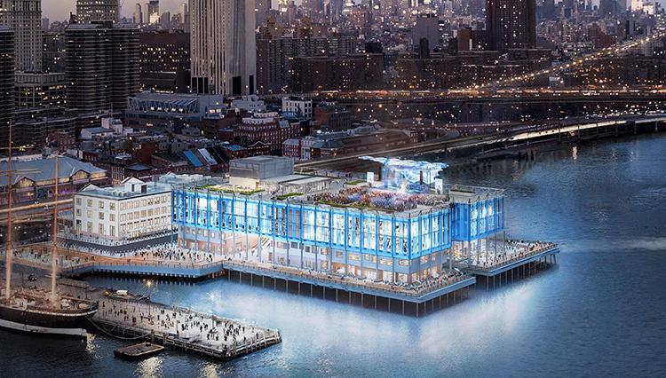 ニューヨークで今、注目の最新スポット「Seaport District」とは?【Fun! NYC 10】