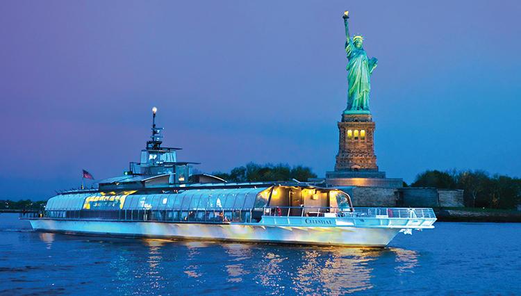 「ニューヨークの夜景」、上から見るか? 横から見るか——?【FUN! NYC#12】