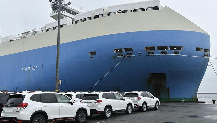 なぜ世界中で人気なのか? 新型スバル フォレスターの船積み&新グレードをレポート!