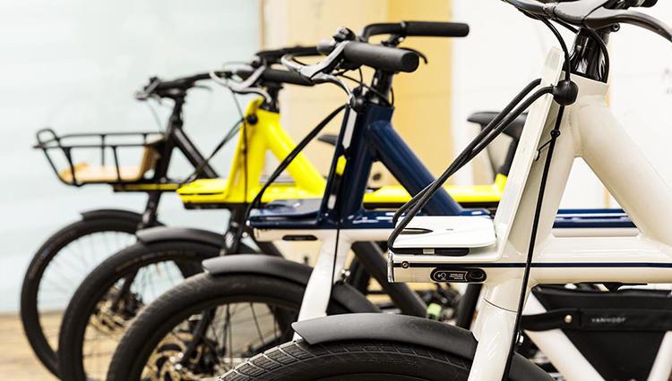 月額2500円〜乗れる! オランダ発のスマートバイク「バンムーフ」とは?