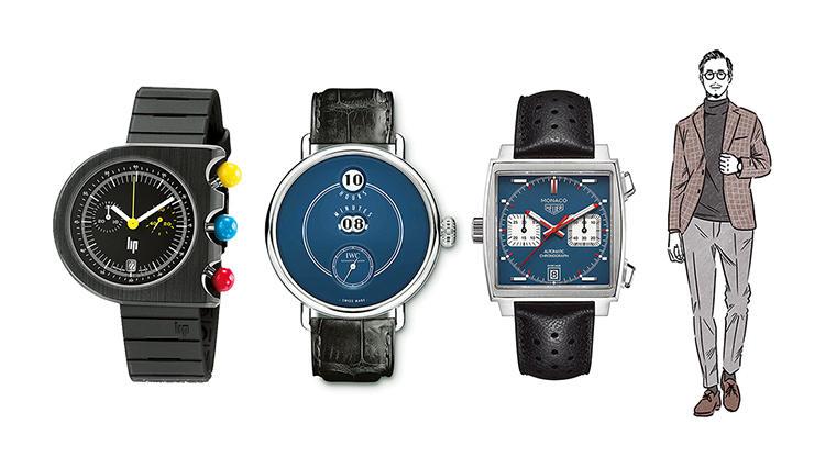 【魅せる時計】クリエイターが腕にするならこんな3本