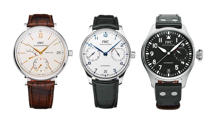 IWCの時計、買うならどのタイプ?