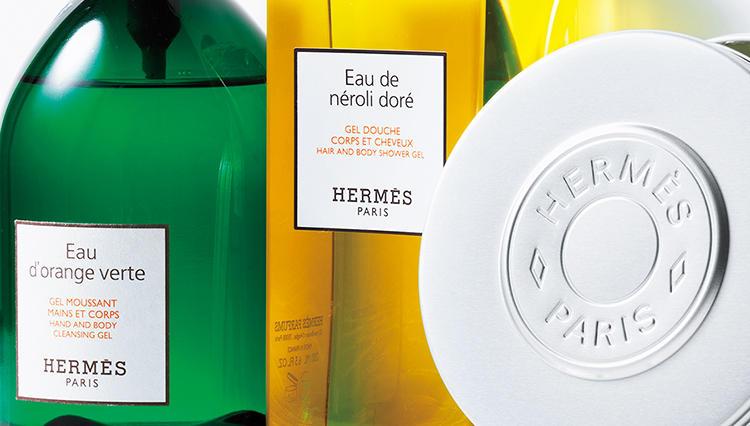 香水デビューにエルメスのバスコレクションを試してほしい、その理由とは?