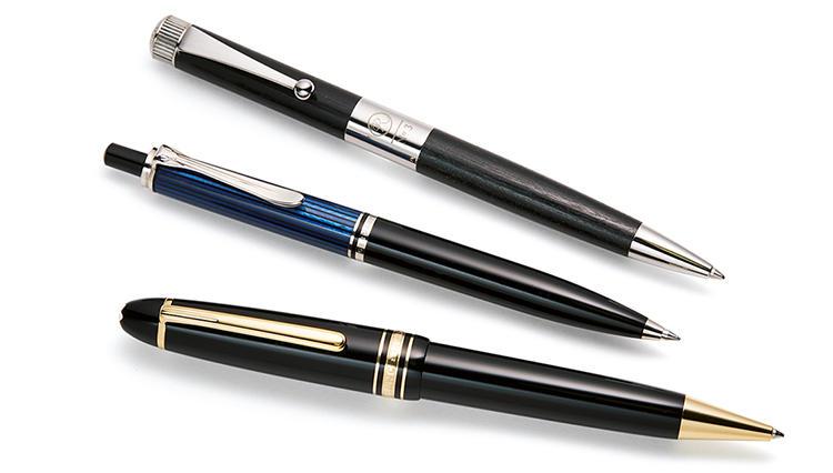 一流の銀行マンが語る「いいペン」の効能とは?