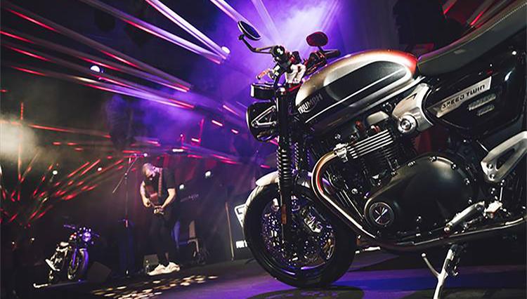 老舗トライアンフの伝説的バイク「スピードツイン」が80年ぶりに復活!