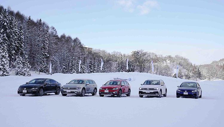 「4WD=雪」だけはもう古い、「4WD=安全」が最大のメリットです