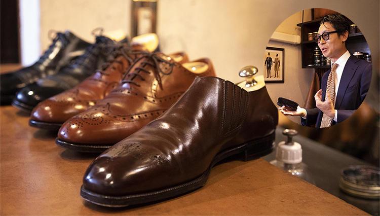 靴磨き世界チャンピオンに聞いた「英国靴よもやま話」最新事情から裏話まで!