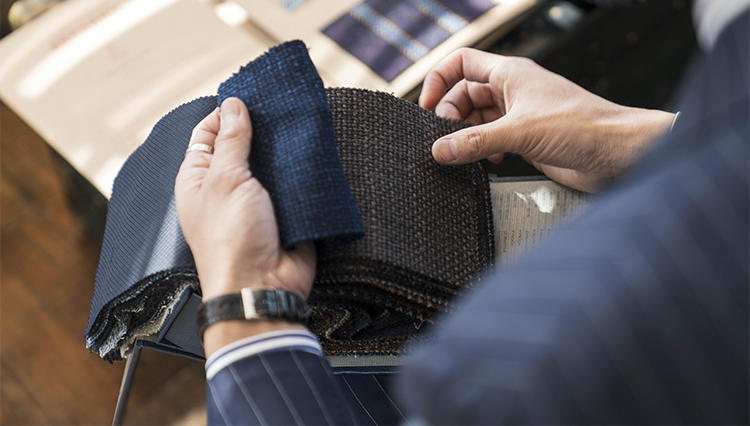 【齋藤服飾研究所】靴磨き世界一のあの男が英国的なジャケットをオーダー(前編)