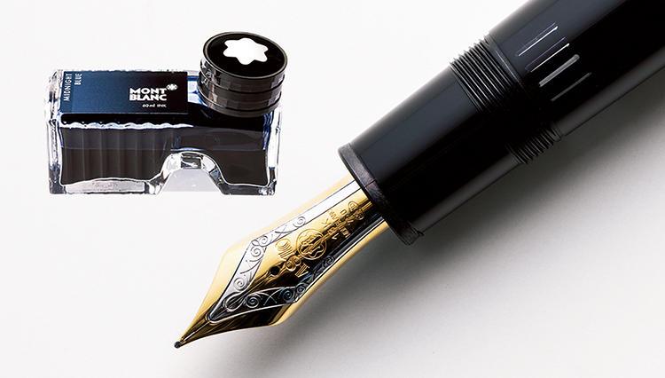 4大ブランド万年筆、あなたに合った1本は?