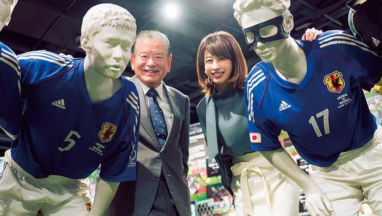 「日本トップリーグ連携機構」会長 川淵三郎さんに聞いた!リーダーに求められる資質とは?【加藤綾子/一流思考のヒント】