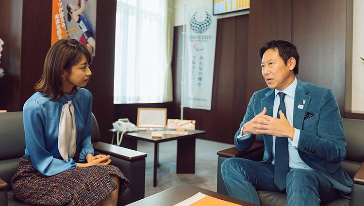 スポーツ庁 長官 鈴木大地さんが語る、日本がまだまだ面白く伸びるために必要なこと【加藤綾子/一流思考のヒント】