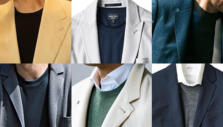 9月に人気だった「スーツ&ジャケットの胸元」実例BEST10はコレだ!