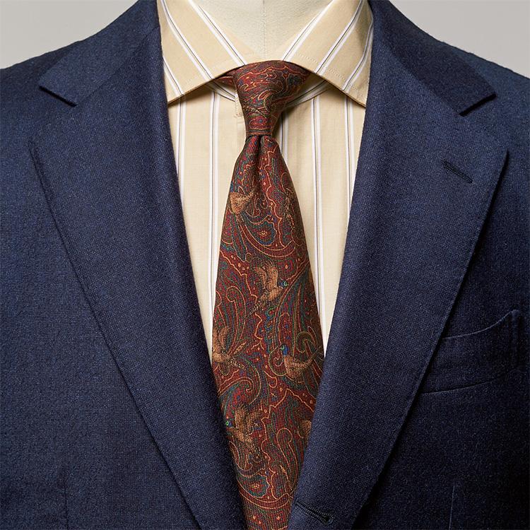 スーツに「カラーシャツ」ってどう合わせたらいい?【1分で出来るスーツのお洒落】