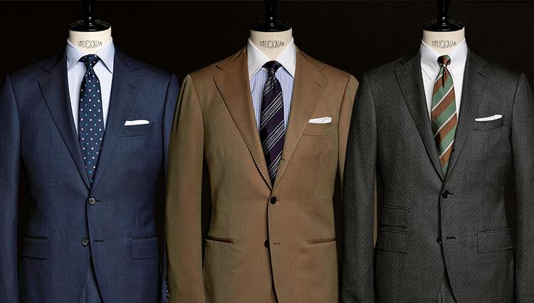 「世界に誇るニッポン品質」のスーツ、その作りの良さとは?