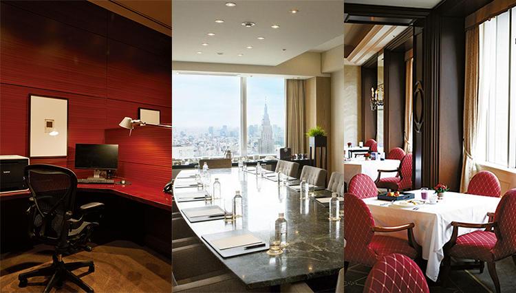 一流ホテルの「ミーティングルーム」や「ビジネスセンター」は、何故充実しているか?