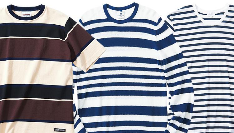 人気ブランドのボーダーシャツ10選を全部見せ【BEAMS中村達也の買い足しノート・後編】