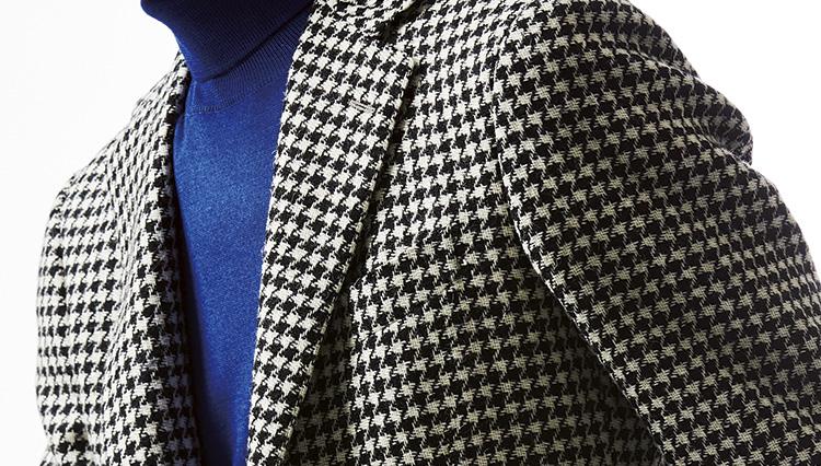 「白黒ジャケット」の今年っぽい着こなしを、ビームス中村さんが解説!