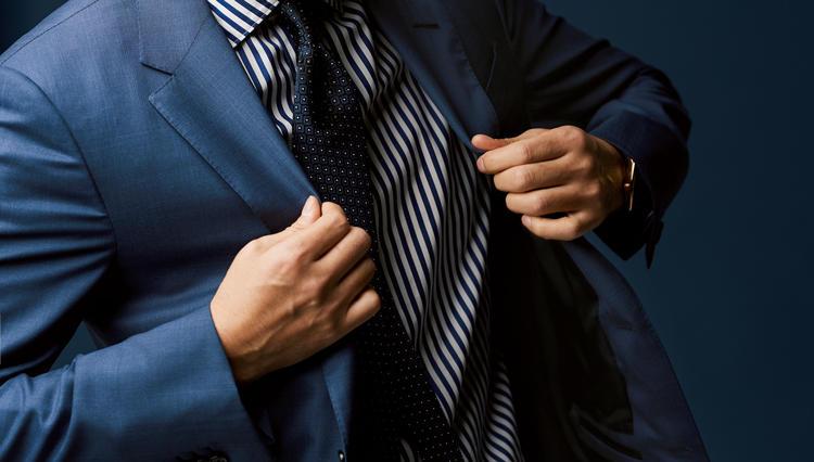 エルメネジルド ゼニアの「トロフェオ」は、何故ひと目で「いいスーツ」と分かる?