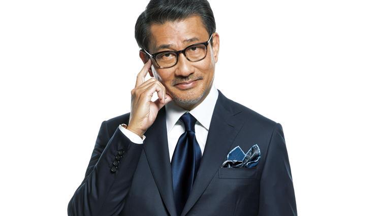 【俳優・中井貴一さんに聞いた】「あなたにとって、スーツとは?」