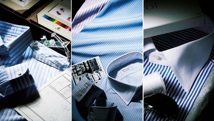 極上の着心地と格を実現する「最高級オーダーシャツ」、今買うならこの3傑!