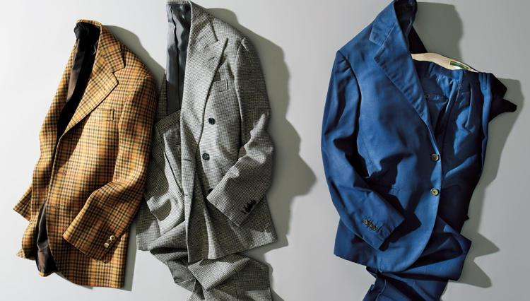 「リヴェラーノ&リヴェラーノ」のスーツ&ジャケットが、時代に左右されず愛される理由